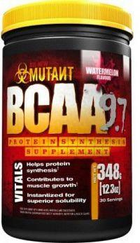 Mutant BCAA 9.7 zelené jablko 348g