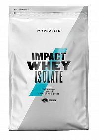 MyProtein Impact Whey Isolate Vanilla 1kg