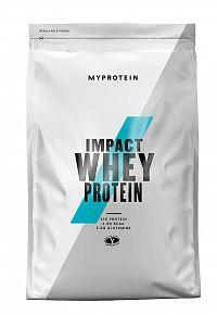 Myprotein Impact Whey Protein Banán 2,5kg