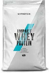 Myprotein Impact Whey Protein čokoláda/ořech 1kg