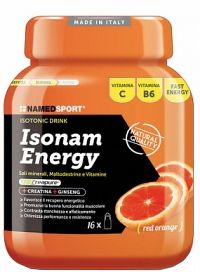 Named Sport Isonam Energy, 480 g