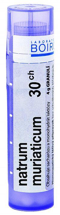 Natrum Muriaticum CH30 granule 4g