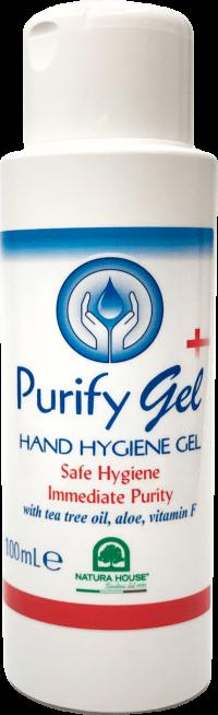 Natura House Purify gel hygienický antibakteriálny gél na ruky 100ml