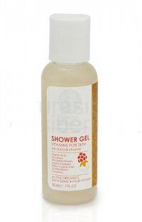 Natura Siberica sprchový gel Vitamíny pro pleť 50 ml