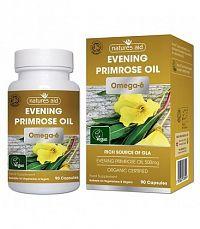Natures Aid BIO Pupalkový olej 90cps