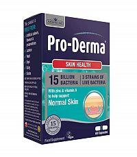 Natures Aid Pro-Derma 15 miliárd baktérii na problematickú aknóznu plet 60cps
