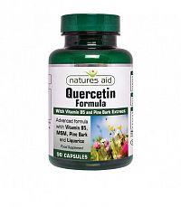 Natures Aid Quercertin Formula alergie a histamín 90cps