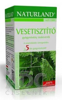 NATURLAND OBLIČKOVÝ ČAJ PLUS bylinný čaj nálevové vrecúška 20x1,6g