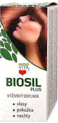 NATURVITA BIOSIL PLUS 60 tbl