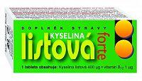 NATURVITA KYSELINA LISTOVÁ FORTE 60 tbl