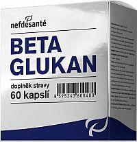 Nefdesanté Beta Glukán 100 mg kapsúl 6 x 10 ks 60 ks