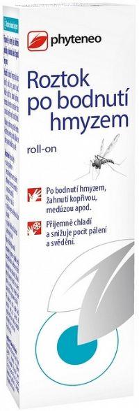 Neofyt Phyteneo Roztok po bodnutí hmyzom roll on 10 ml