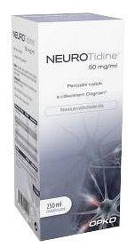 NEUROTidine 50 mg/ml perorálny roztok 250ml