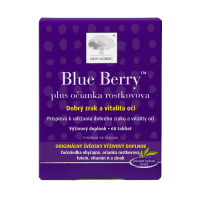 New Nordic Blue Berry Eyebright Plus 60 tablet