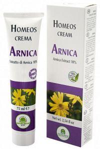 NH - Homeos cream ARNIKA KRÉM 10% extrakt z Arniky horskej 1x75 ml