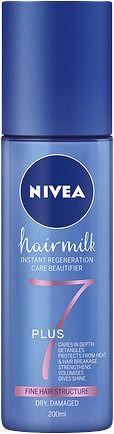 NIVEA Bezoplachový kond. Hairmilk Jemné