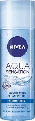NIVEA Cistiaci pletový gél Aqua Sensat.