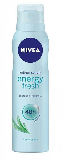 Nivea Energy Fresh Woman deospray 150 ml