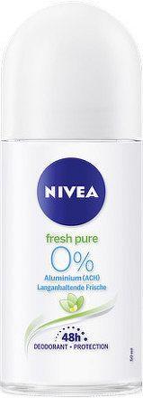NIVEA Gulôckový Deo Pure&Natural Jazmín