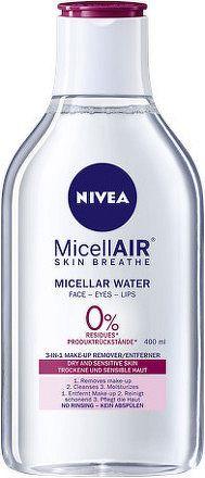 NIVEA Jemná micelárna voda S/C 400ml