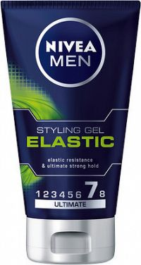 Nivea Men Gel na vlasy Elastic 150ml