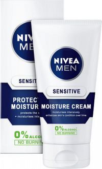 NIVEA MEN Pletový krém Sensitive