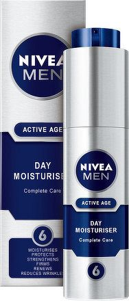 NIVEA MEN Revitalizacný krém Active Age