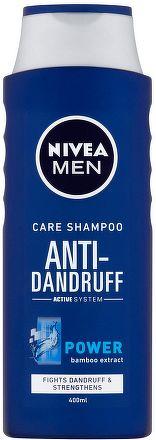 NIVEA MEN Šampón p. lup. Power 400ml