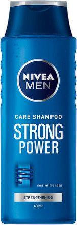 NIVEA MEN Šampón Strong Power 400ml