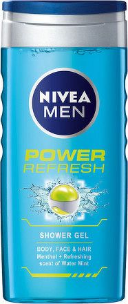 NIVEA MEN Sprchový gél Power Refresh