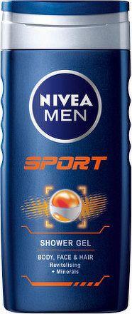 NIVEA MEN Sprchový gél Sport