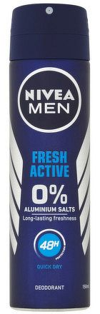 NIVEA MEN Sprej Deo Fresh Active 150ml