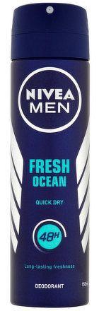 NIVEA MEN Sprej Deo Fresh Ocean 150ml