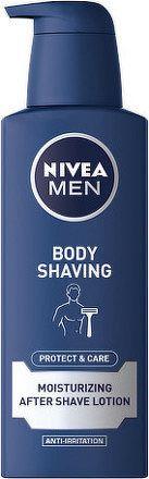 NIVEA MEN Telové mlieko po holení Protec