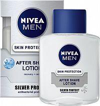 NIVEA MEN Voda po holení Silver Protect