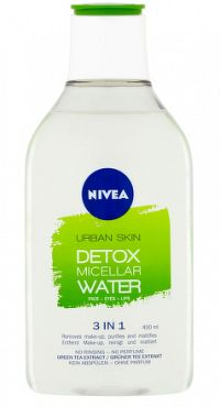 NIVEA Micelárna voda Urban Detox 400ml