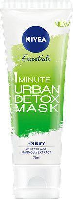 NIVEA Minútová detox maska Urban skin