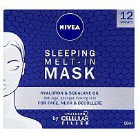 NIVEA Nocná maska Hyal. Cell. Fil. 50ml