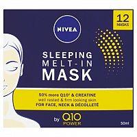 NIVEA Nocná maska Q10 Power 50ml