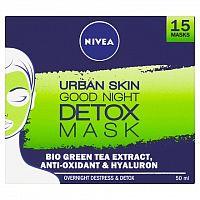 NIVEA Nocná maska Urban Detox 50ml