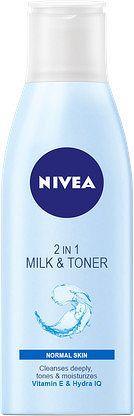 NIVEA Osviež. plet. mlieko a voda 2v1