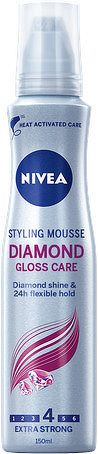 Nivea Penové tužidlo Diamond Gloss 150ml