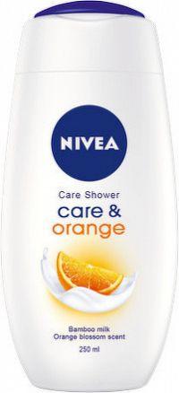 NIVEA Sprchový gél Care&Orange