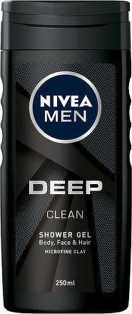 Nivea Sprchový gél Men Deep