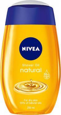 NIVEA Sprchový olej Natural Oil