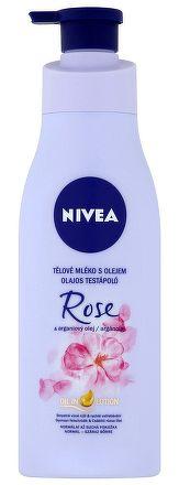 NIVEA Tel. ml. Rose&Argan Oil 200ml