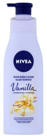 NIVEA Tel. ml. Vanilla&Almond Oil 200ml