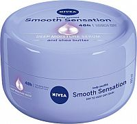 NIVEA Telové suflé Smooth Sensat. 300ml
