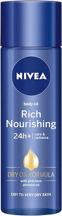 NIVEA Telový olej Body Oil 200ml