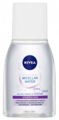 NIVEA Upokoj. micelárna voda C 100ml